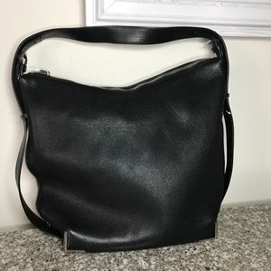 Alexander Wang Prisma Skeleton Hobo Black bag